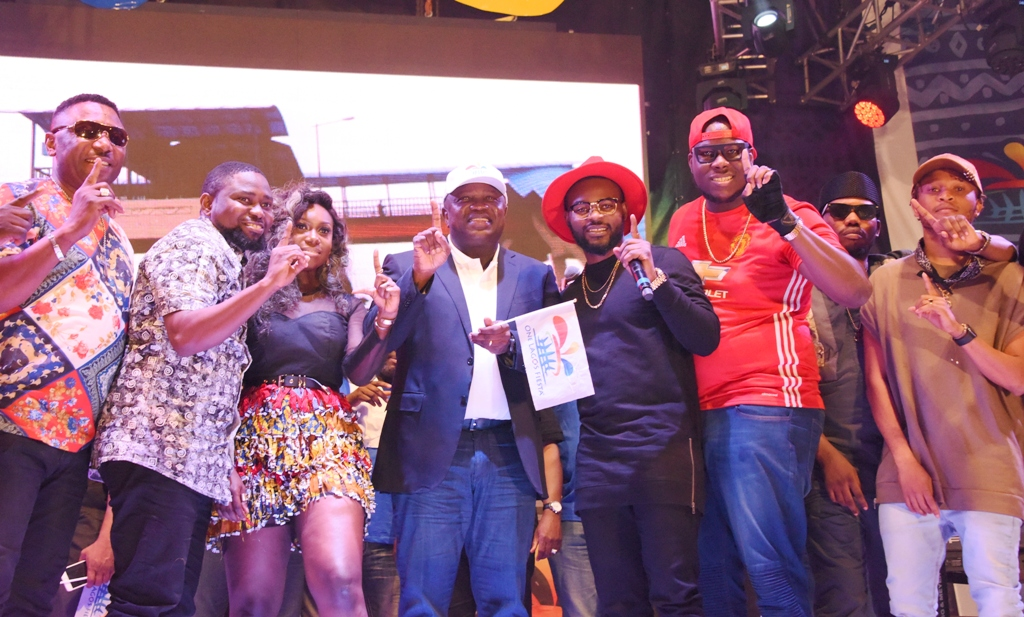 Photo of AT IKORODU FIESTA, AMBODE OFFERS AMNESTY TO CULTISTS