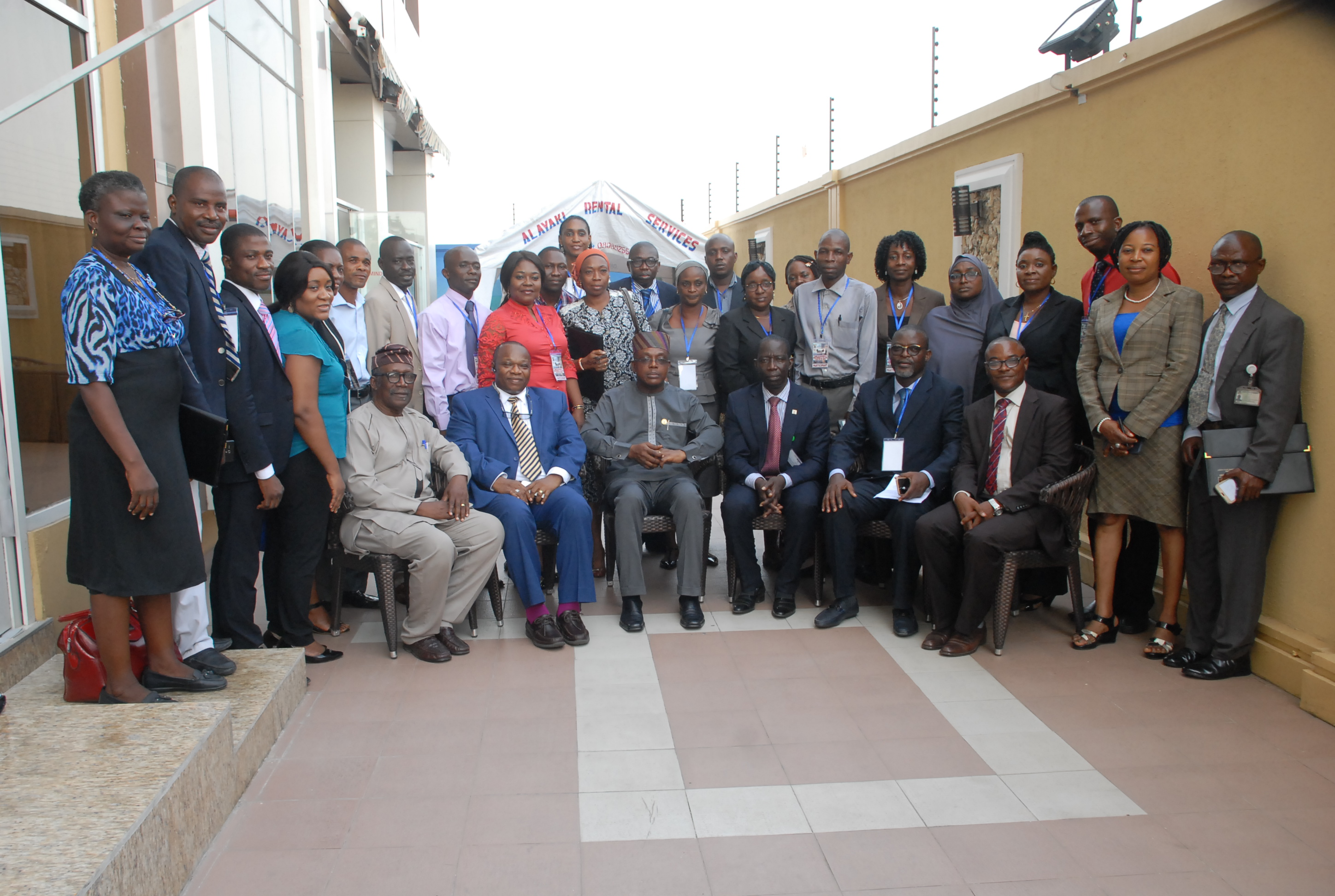 Photo of COMMISSIONER JUSTIFIES LAGOS CONTINUOUS INVESTMENT IN HUMAN RESOURCES