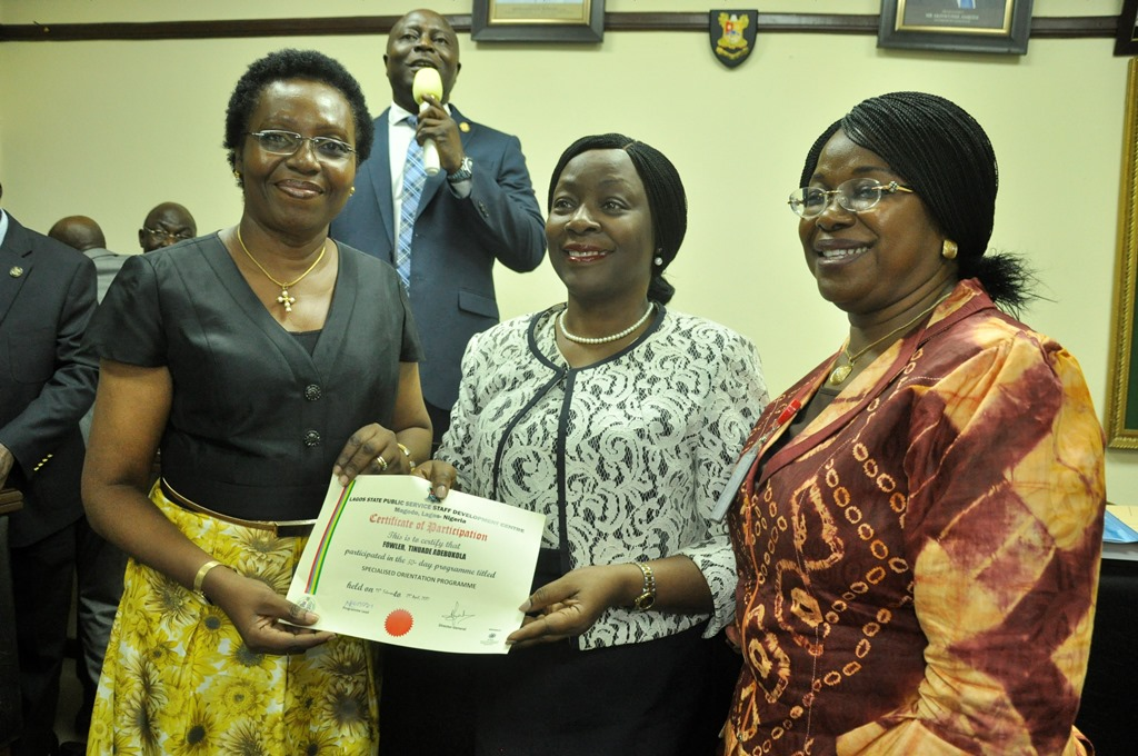Photo of LAGOS HoS PLEDGES SUPPORT TO ONDO STATE ON PUBLIC PROCUREMENT AGENCY INITIATIVE