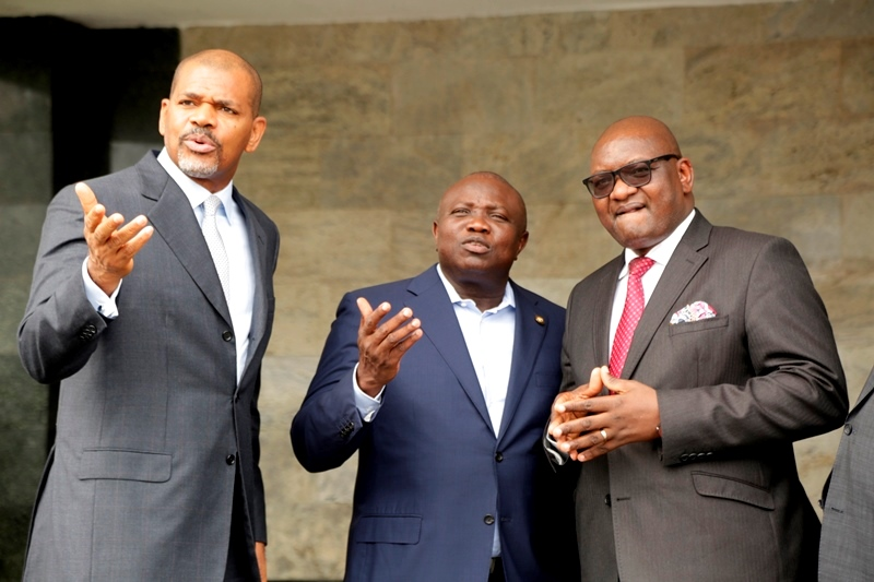Photo of LAGOS, GAUTENG PROVINCE HAVE CAPACITY TO DRIVE ECONOMIC GROWTH IN AFRICA- AMBODE