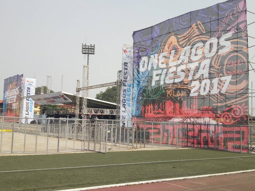 Photo of DAVIDO, OLAMIDE, HUMBLE SMITH, KSA, AYUBA, OTHERS BRACE UP AS ONE LAGOS FIESTA BEGINS