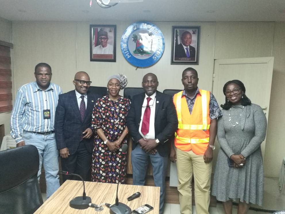 Photo of WORKPLACE SAFETY: LAGOS EMBARKS ON SENSITIZATION OF MDAs