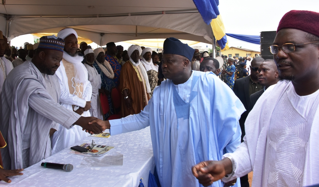 Photo of GOV. AMBODE ATTENDS SPECIAL RAMADAN TAFSIR TO MARK DEMOCRACY DAY IN EPE