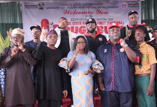 Photo of 'WE WON'T ALLOW DRUG ABUSE DAMAGE THE FUTURE OF OUR YOUTHS' – AMBODE