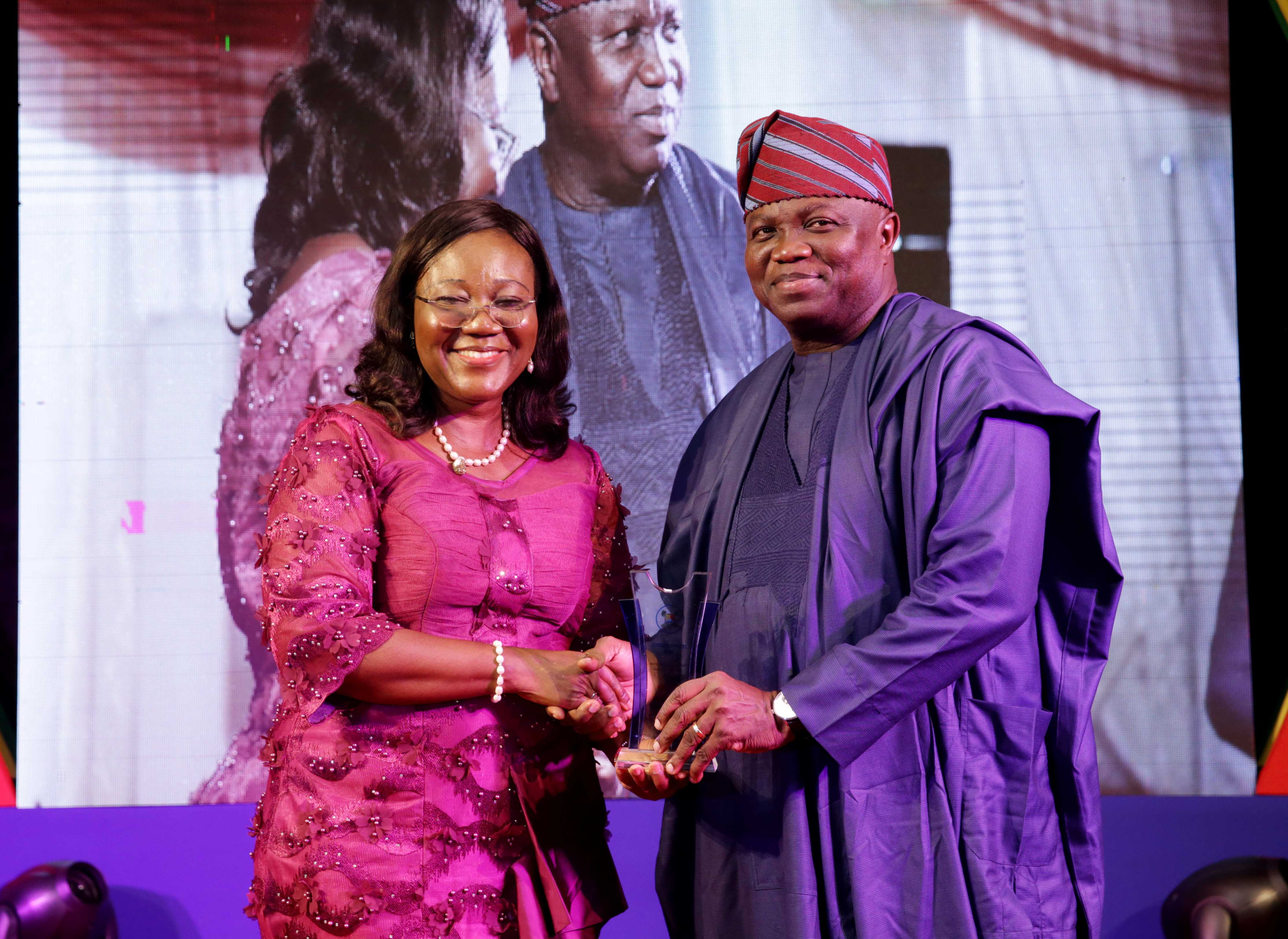 Photo of GOV. AMBODE HOSTS SPECIAL DINNER IN HONOUR OF OUTSTANDING PUBLIC SERVANTS AT LAGOS HOUSE, ALAUSA, IKEJA