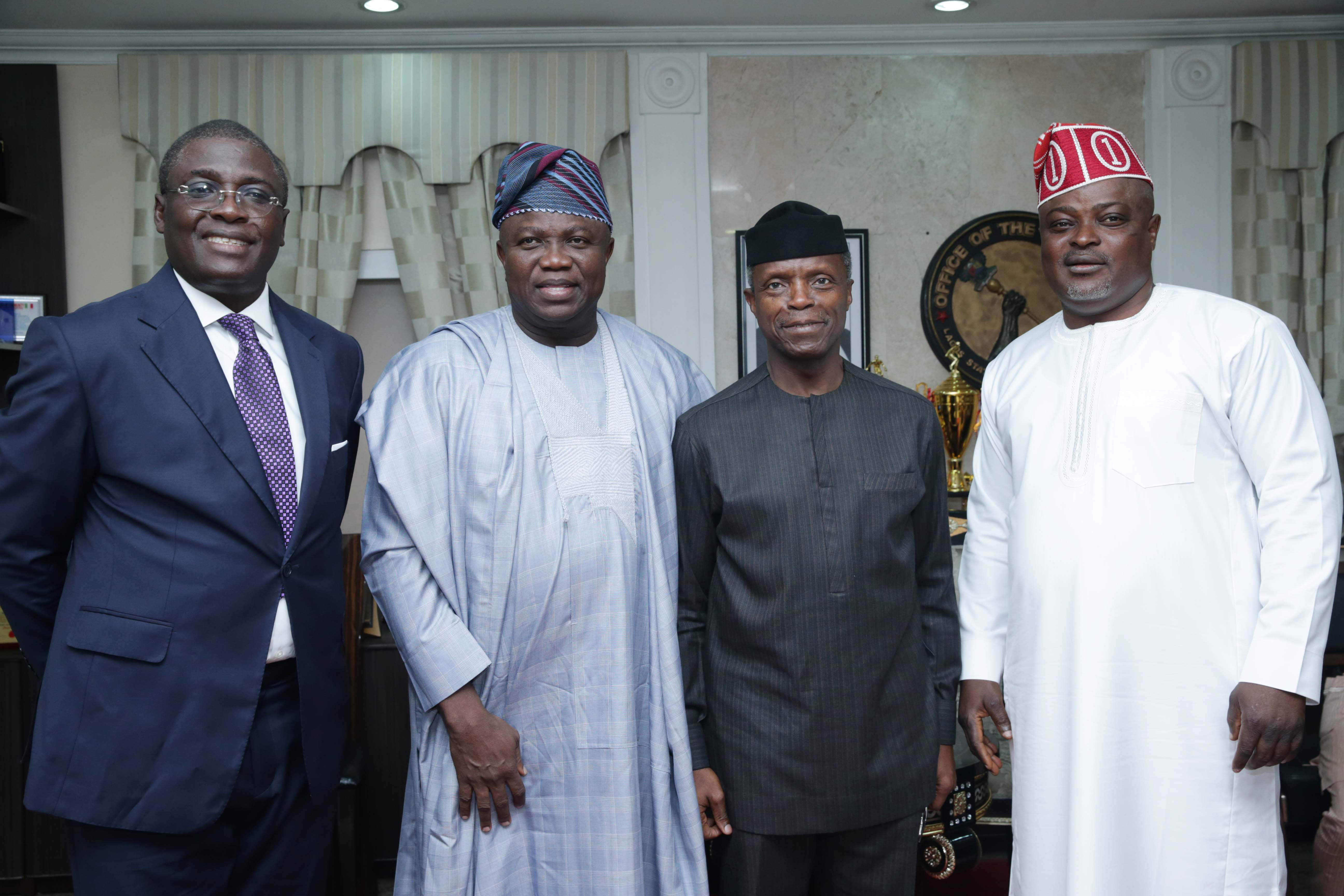 Photo of OSINBAJO LAUDS NEW 12,500 JOBS CREATED THROUGH LAGOS EMPLOYMENT TRUST FUND