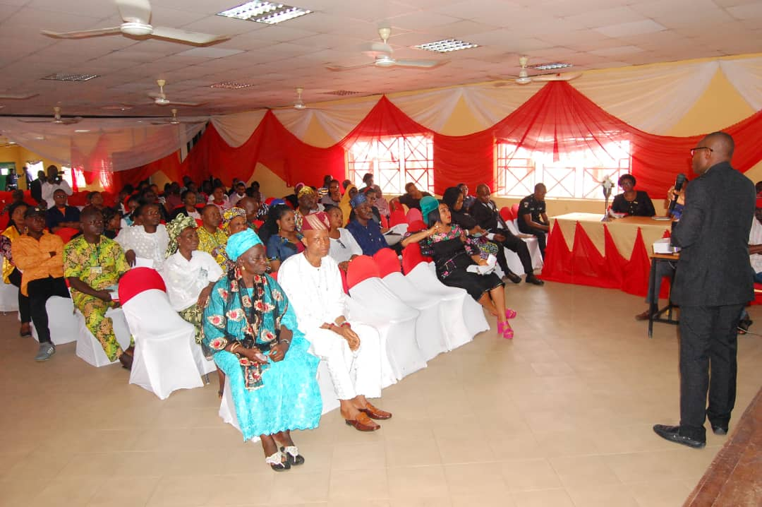 Photo of ALIMOSHO GENERAL HOSPITAL ENGAGES STAKEHOLDERS