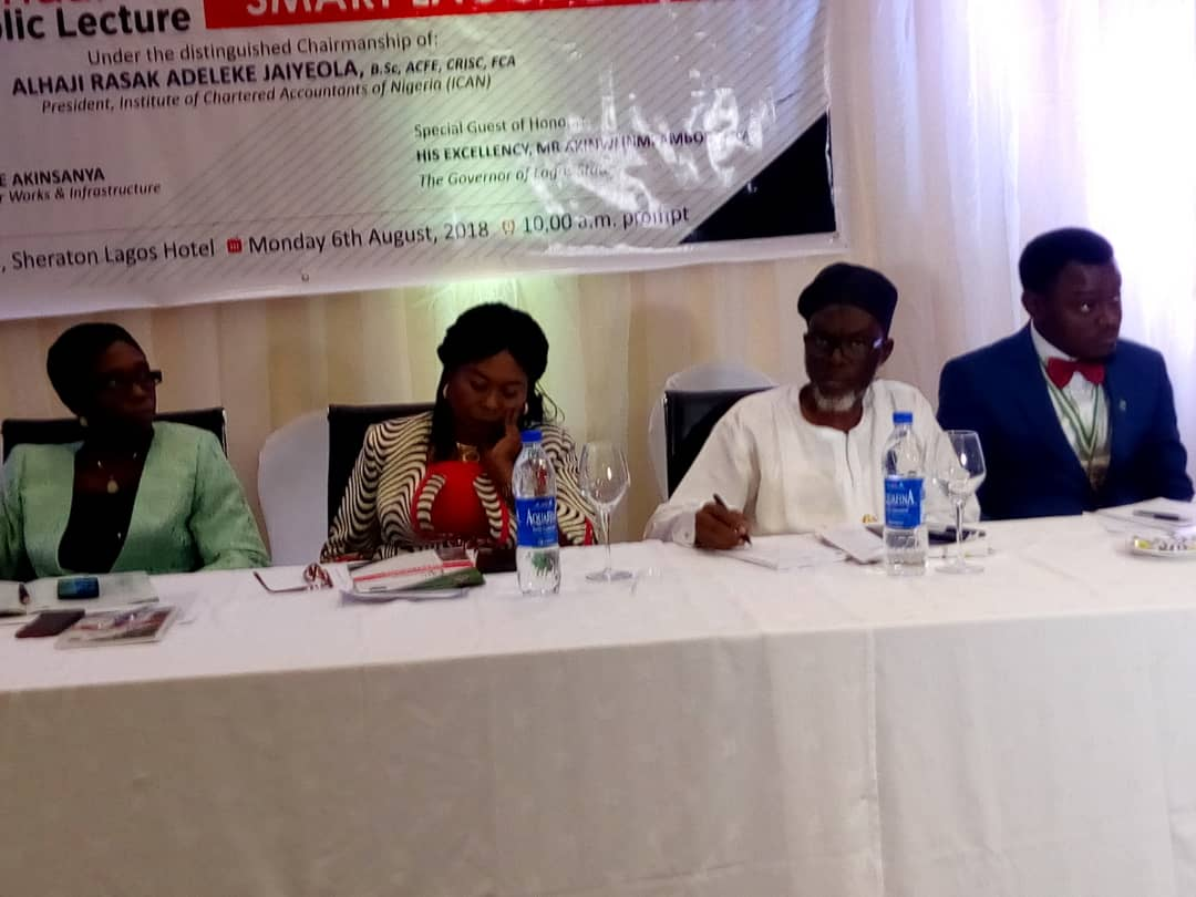 Photo of LAGOS URGES ACCOUNTANTS TO BE SMART CITY COMPLIANT