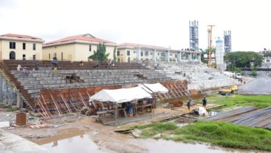 Photo of BRAND NEW ONIKAN STADIUM IN THE MAKING… AS RECONSTRUCTION AND UPGRADE IN PROGRESS