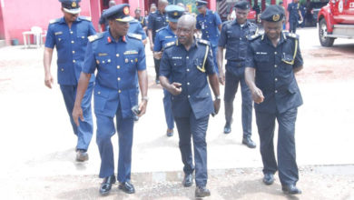 Photo of NIGERIA AIRFORCE HAILS LAGOS FIRE SERVICE