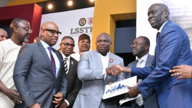 Photo of GOV AMBODE ATTENDS 12TH ANNUAL LSSTF SECURITY TOWNHALL MEETING AT CIVIC CENTRE, VICTORIA ISLAND ON WEDNESDAY, NOVEMBER 28, 2018