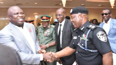 Photo of YULETIDE: YOU MUST OUTSMART CRIMINAL ELEMENTS, AMBODE TELLS SECURITY AGENCIES