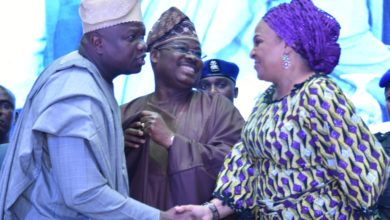 Photo of GOVS AMBODE, AJIMOBI, FIRST LADY OF LAGOS STATE ATTEND 2018 OYO STATE OFFICIALS WIVES ASSOCIATION (OYSOWA) CONFERENCE IN IBADAN