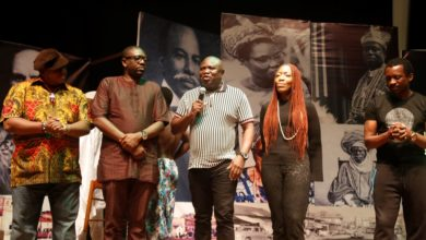 Photo of ARTS AND ENTERTAINMENT INDUSTRY REMAINS VERITABLE PLATFORM TO GROW GDP- AMBODE
