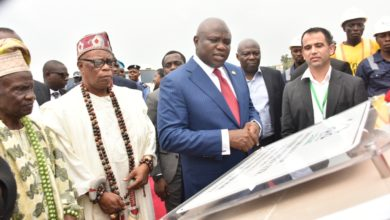 Photo of AMBODE LAUNCHES 1,000-HECTARES MODERN SATELLITE CITY IN EPE