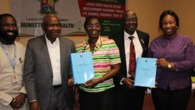 Photo of LAGOS COMMISSIONER TASKS DEVELOPMENT PARTNERS TO IMPROVE HEALTH SECTOR
