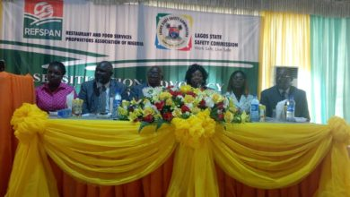 Photo of FOOD SAFETY: LAGOS TASKS FOOD SERVICE PROVIDERS ON COMPLIANCE