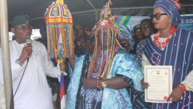 Photo of LASG URGES TRADITIONAL RULERS TO MAINTAIN PEACE IN THEIR COMMUNITIES