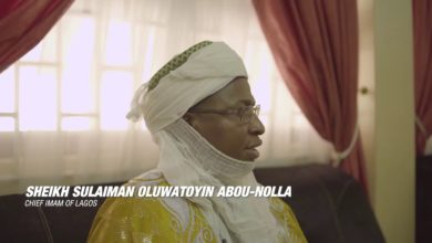 Photo of A message from the Chief Imam of Lagos State – Sheikh Sulaiman Oluwatoyin Abou-Nolla