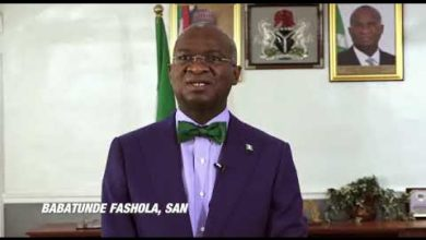 Photo of 'Lagos is the Centre of Excellence,' a message by Babatunde Raji Fashola #ForAGreaterLagos #LASG