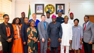 Photo of GOV. SANWO-OLU RECEIVES PRESIDENT, GLOBAL GROWTH AND OPPORTUNITY, BILL AND MELINDA GATES FOUNDATION AT LAGOS HOUSE, IKEJA, ON FRIDAY, JUNE 28, 2019