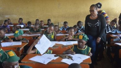 Photo of SUBEB SECRETARY, PARENTS COMMEND CONDUCT OF LAGOS UNIFIED EXAMINATION