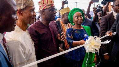 Photo of GOV. SANWO-OLU COMMISSIONS 110-BED MATERNAL AND CHILD CENTRE AT ETI-OSA ON TUESDAY, SEPTEMBER 3, 2019