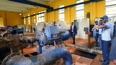 Photo of GOV SANWO-OLU INSPECTS ADIYAN PHASE II WATER PROJECT & IJU WATER WORKS ON THURSDAY, OCTOBER 10, 2019