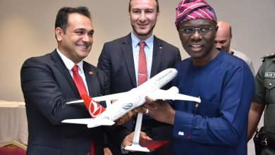 Photo of GOV SANWO-OLU AT TURKEY-NIGERIA BUSINESS ROUNDTABLE AT EKO HOTEL AND SUITES, VICTORIA ISLAND ON THURSDAY, OCTOBER 3, 2019