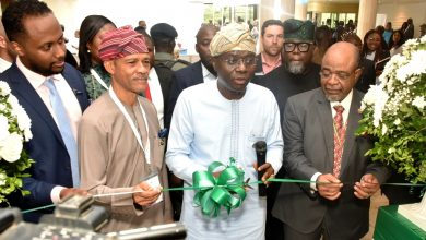 Photo of GOV. SANWO-OLU INAUGURATES THE 9TH EDITION OF MEDIC WEST AFRICA CONFERENCE AT EKO CONVENTION CENTRE, V.I ON WEDNESDAY, OCTOBER 9, 2019