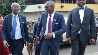 Photo of GOV SANWO-OLU ATTENDS THE UNIVERSITY OF LAGOS INTERNATIONAL WEEK AT THE SCHOOL AUDITORIUM ON TUESDAY, OCTOBER 15, 2019