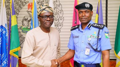Photo of GOV. SANWO-OLU MEETS WITH IGP MOHAMMED ADAMU AND MINISTER OF FINANCE, BUDGET &NATIONAL PLANNING, ZAINAB AHMED IN ABUJA