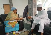 Photo of LAGOS HOME AFFAIRS COMMISSIONER VISITS NAHCON
