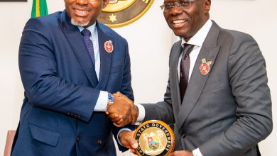 Photo of WE MUST ENSURE DEVELOPMENT OF THE MINING SECTOR– SANWO-OLU