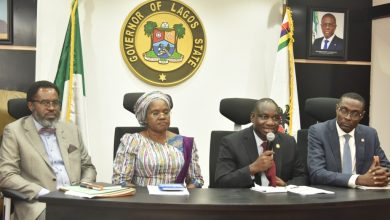 Photo of LASG BRIEFS MEDIA ON ADVOCACY AND ENFORCEMENT OF TRAFFIC LAW IN THE STATE ON MONDAY, JANUARY 13, 2020