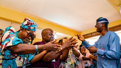 Photo of GOV SANWO-OLU VISITS VENUE OF ONGOING TEACHERS TRAINING PROGRAMME: 'EKO EXCEL' (EXCELLENCE IN CHILD EDUCATION AND LEARNING) AT CMS SCHOOL COMPLEX, BARIGA, ON THURSDAY, JANUARY 9, 2020.