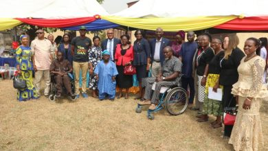 Photo of LASG EMPOWERS PHYSICALLY CHALLENGED PERSONS FOR SELF-SUFFICIENCY