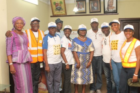 Photo of LAGOS MARKS WORLD SAFETY DAY
