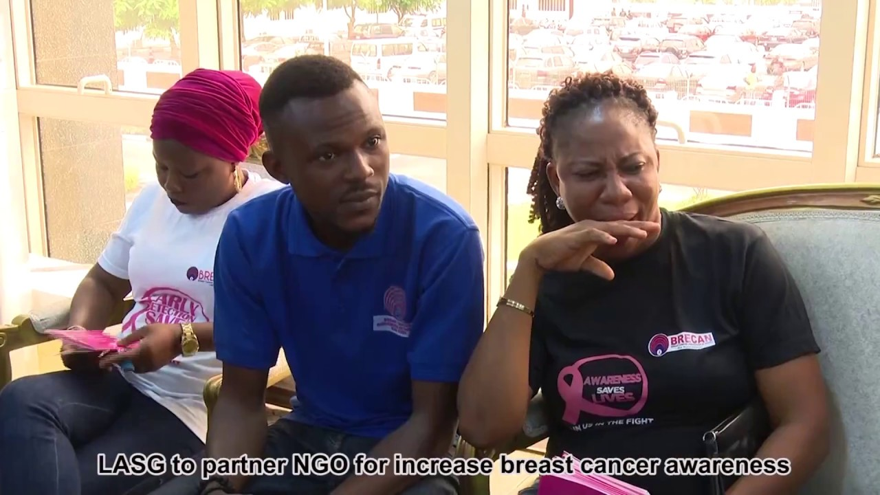 Photo of LASG TO PARTNER NGO FOR INCREASE IN BREAST CANCER AWARENESS