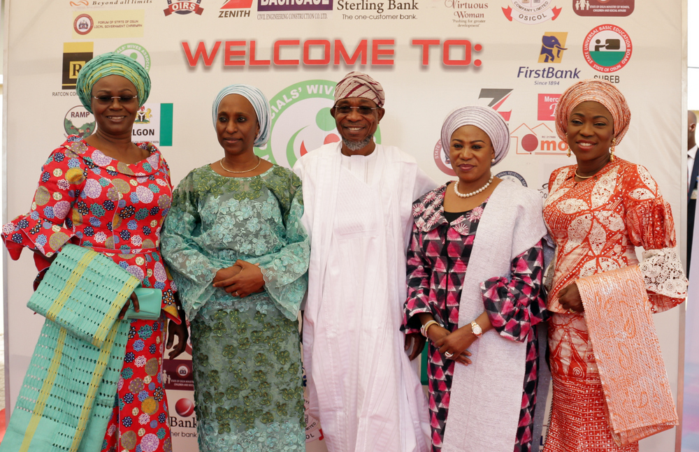 Photo of WIFE OF LAGOS STATE GOVERNOR, BOLANLE AMBODE ATTENDS OSUN OFFICIALS' WIVES ASSOCIATION NATIONAL WOMEN CONFERENCE IN OSHOGBO