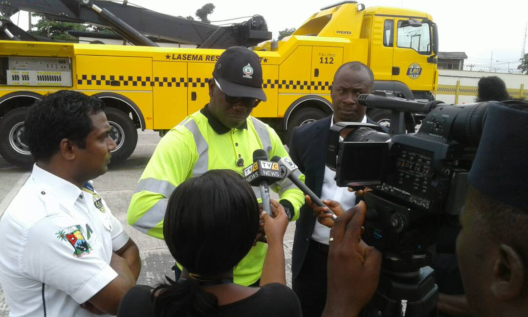 Photo of LASEMA PROCURES MULTI-PURPOSE EQUIPMENT FOR SWIFT EMERGENCY RESPONSE
