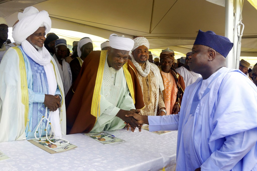 Photo of AMBODE CELEBRATES DEMOCRACY DAY WITH SPECIAL RAMADAN TAFSIR IN EPE