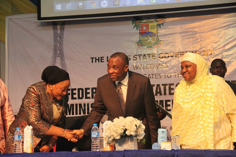 Photo of AMBODE ATTENDS FEDERAL AND STATES SECURITY ADMINISTRATORS' MEETING(FSSAM)