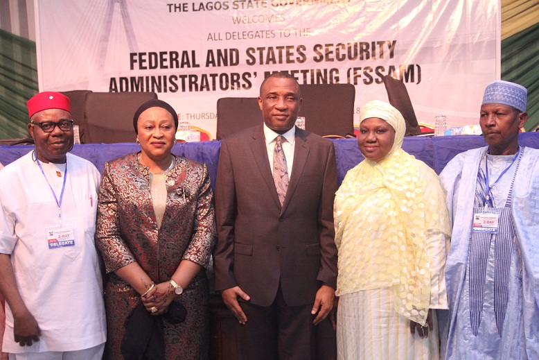 Photo of AMBODE STRESSES NEED TO ANCHOR NATION'S SECURITY STRATEGIES ON APPROPRIATE TECHNOLOGY