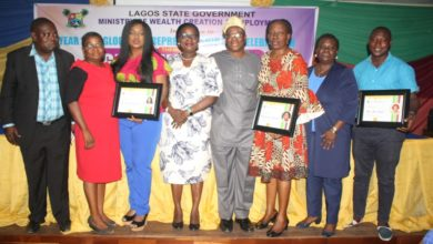 Photo of LASG HARPS ON CREATIVE THINKING AMONG ENTREPRENEURS