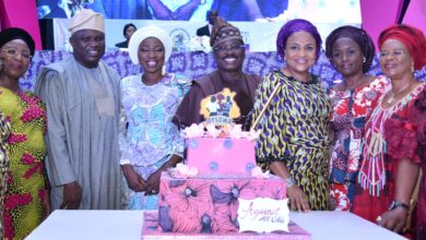 Photo of IT'S TIME FOR WOMEN TO RISE ABOVE 'WEAKER SEX' TAG- AMBODE
