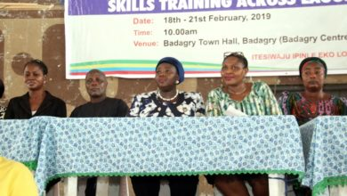 Photo of LASG TRAINS YOUTH ON MINDSET RE-ORIENTATION, EMPLOYABILITY PROGRAMME