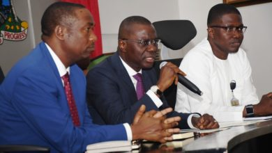 Photo of SANWO-OLU SIGNS EXECUTIVE ORDER ON ENFORCEMENT OF TRAFFIC, SANITATION MATTERS