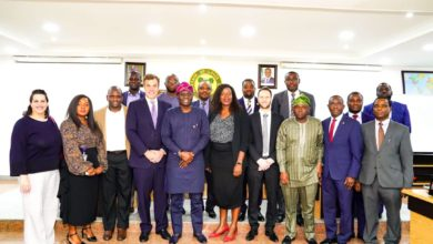 Photo of GOV. SANWO-OLU RECEIVES MANAGEMENT TEAM OF UBER TECHNOLOGIES INC. AT LAGOS HOUSE, IKEJA, ON THURSDAY, JUNE 27, 2019