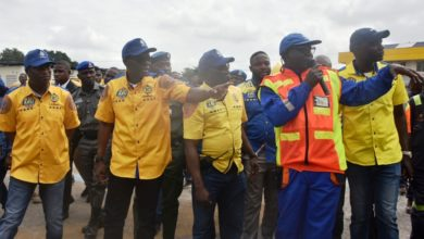 Photo of RAISE THE STANDARD OF EMERGENCY RESPONSE, SANWO-OLU CHARGES LASEMA OFFICERS